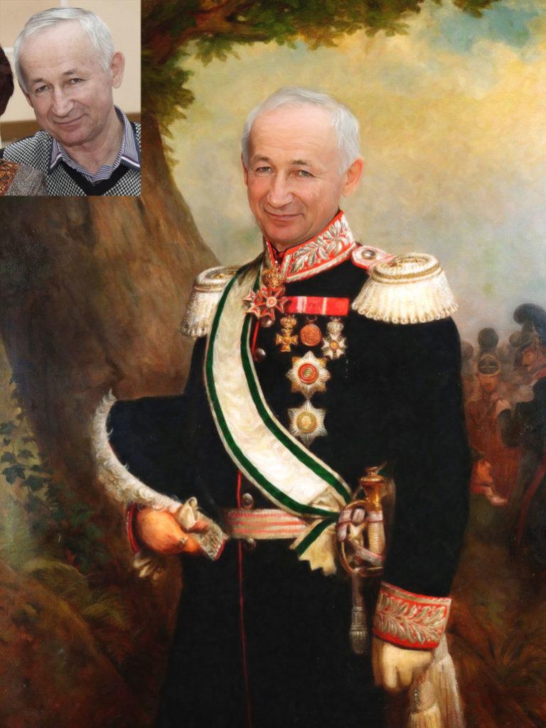Портрет  на заказ в Краснодаре